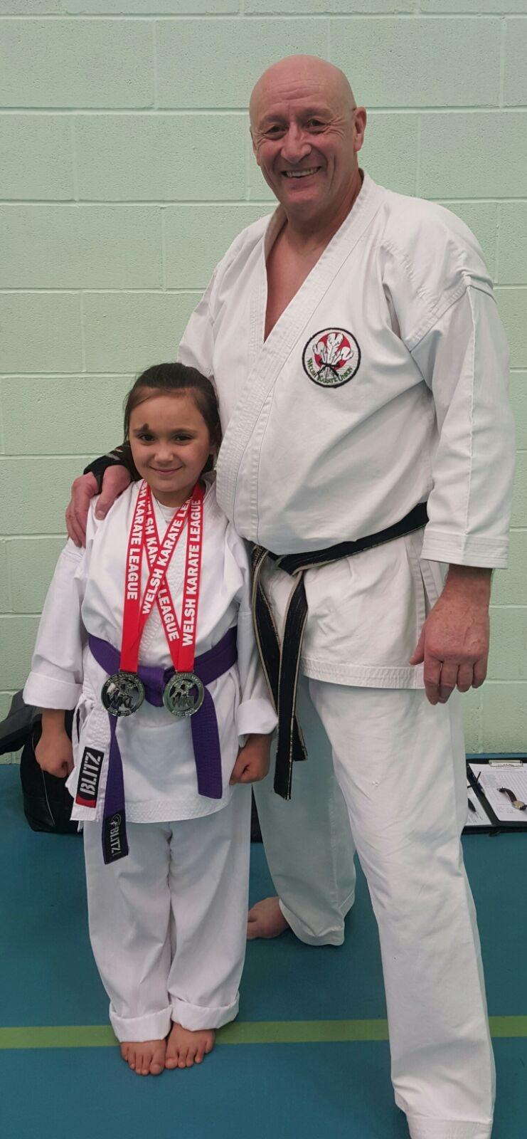 welsh karate union pencoed gallery